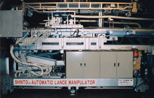 SHINTO AUTOMATIC LANCE MANIPULATOR
